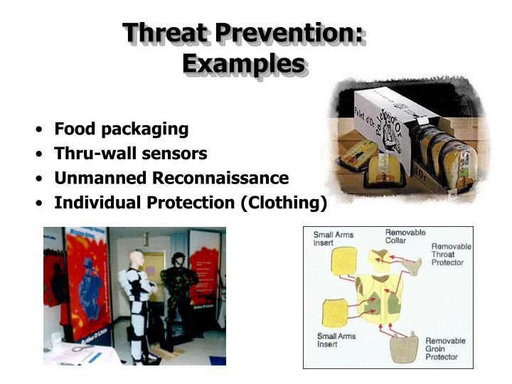 Threat Prevention: