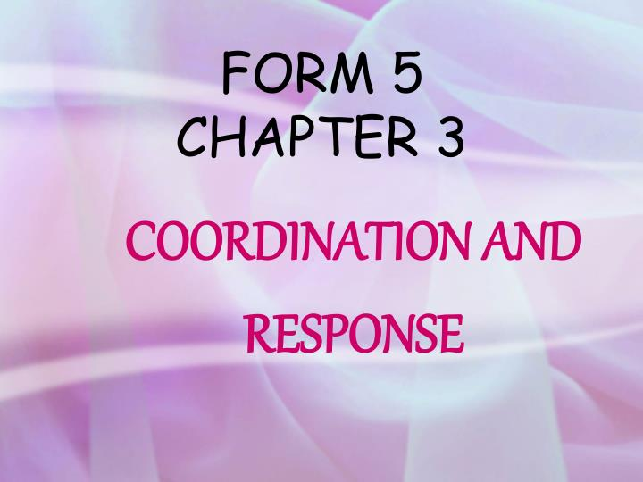 form 5 chapter 3 n.