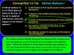 conceptest 13 13a helium balloon i1