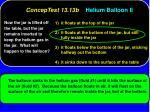 conceptest 13 13b helium balloon ii1