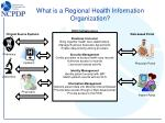 what is a regional health information organization
