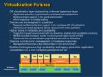 virtualization futures