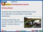 driving drunk