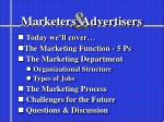marketers advertisers6