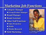 marketing job functions1