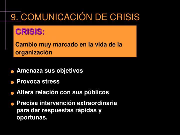 CRISIS: