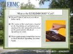 what is the ez reimburse card