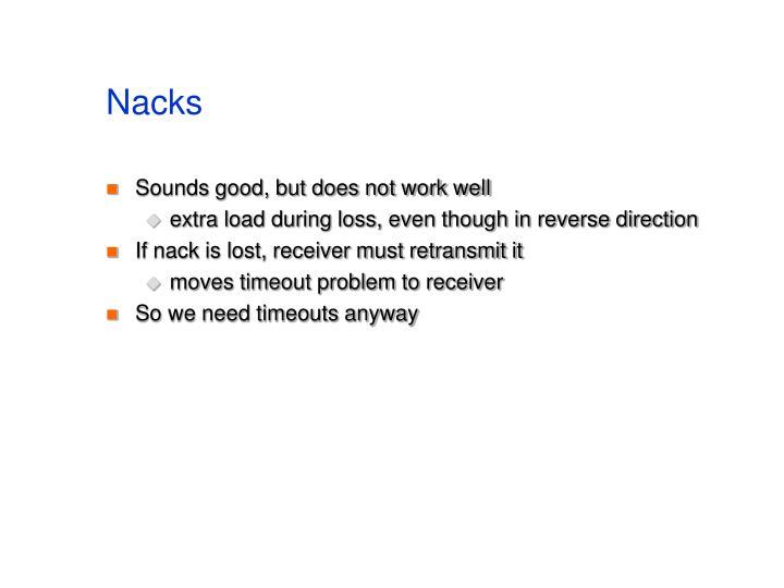 Nacks