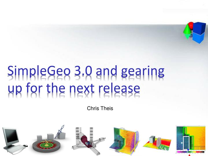 simplegeo 3 0 and gearing up for the next release n.