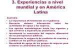 3 experiencias a nivel mundial y en am rica latina