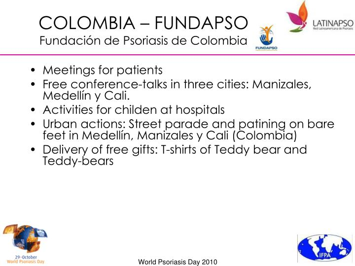 COLOMBIA – FUNDAPSO