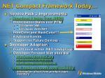 net compact framework today