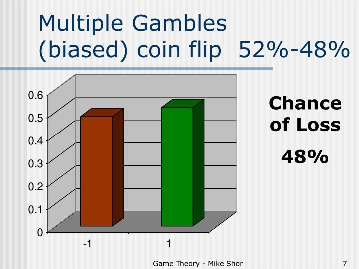 Multiple Gambles