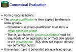 conceptual evaluation1
