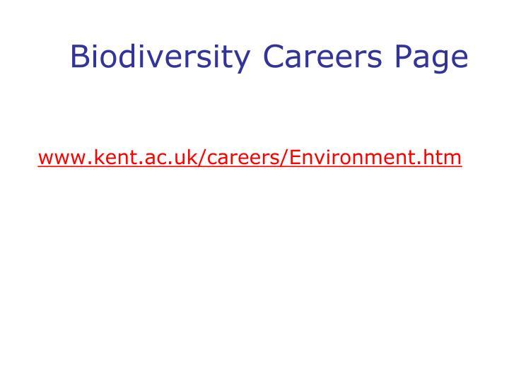 www.kent.ac.uk/careers/Environment.htm