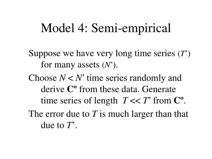 Model 4:
