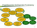 projektbasiertes gro spenden fundraising