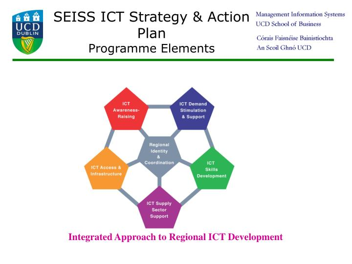 SEISS ICT Strategy & Action Plan