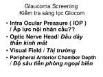 glaucoma screening ki m tra s ng l c glocom