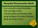 penyata penyesuaian bank1