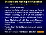 distributors moving into generics uk coop the world s largest consumer cooperative