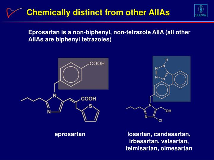 Chemically distinct from other AIIAs