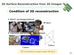 3d surface reconstruction from 2d images9