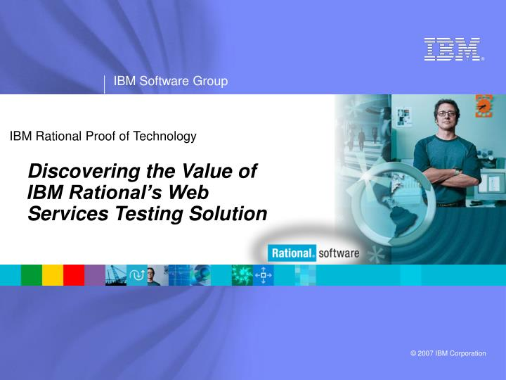 ibm rational proof of technology n.