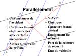 parall lement