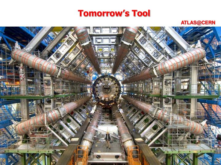 Tomorrow's Tool