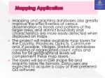 mapping application