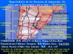 corredores de integraci n en la rep blica argentina