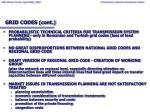 grid codes cont