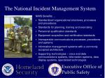 the national incident management system2
