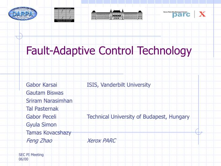 fault adaptive control technology n.