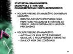 statistika stanovni tva ekonomske strukture poljoprivredno i nepoljoprivredno