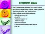 struktur inode