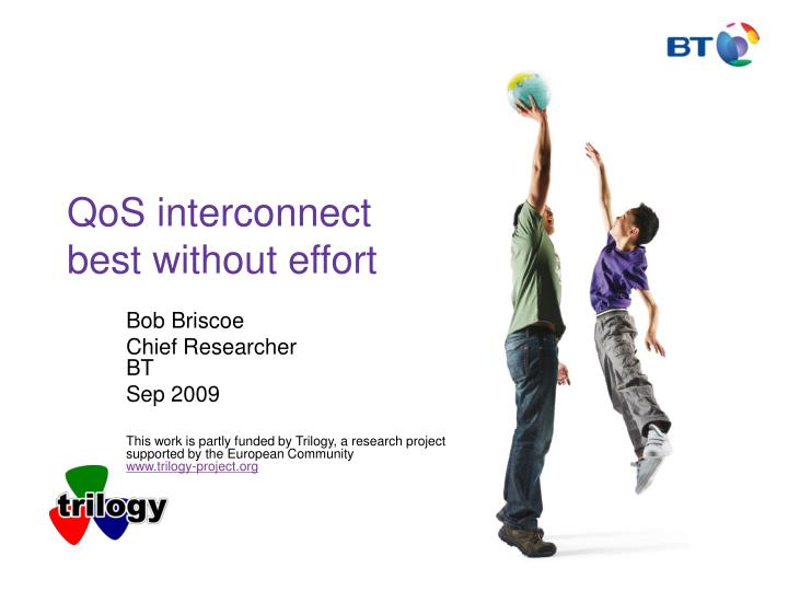 qos interconnect best without effort n.