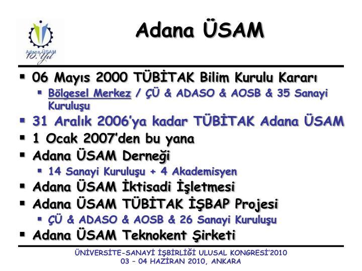 Adana ÜSAM