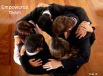 empowered team