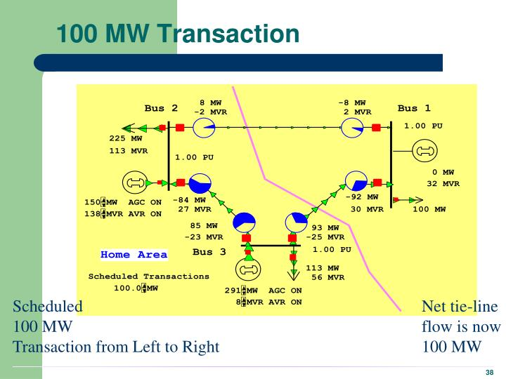 100 MW Transaction