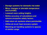 storage systems for domestic hot water