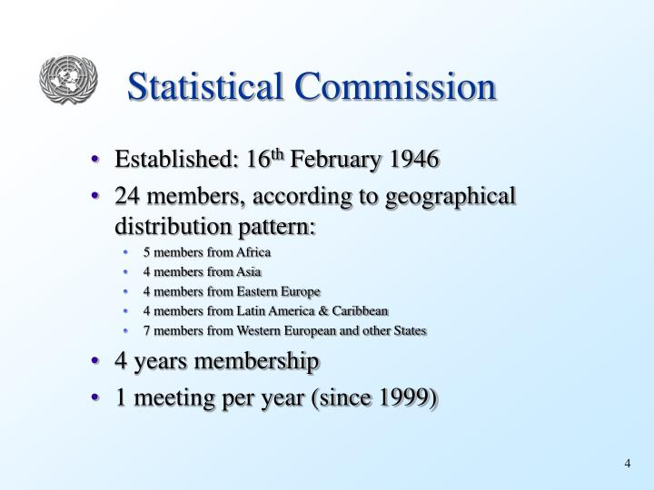 Statistical Commission