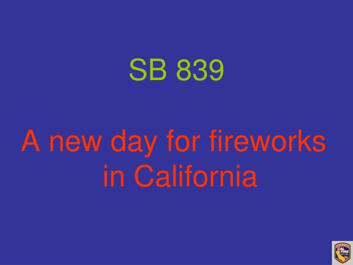 SB 839