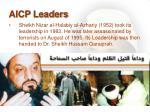 aicp leaders