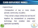 cloud deployment models7