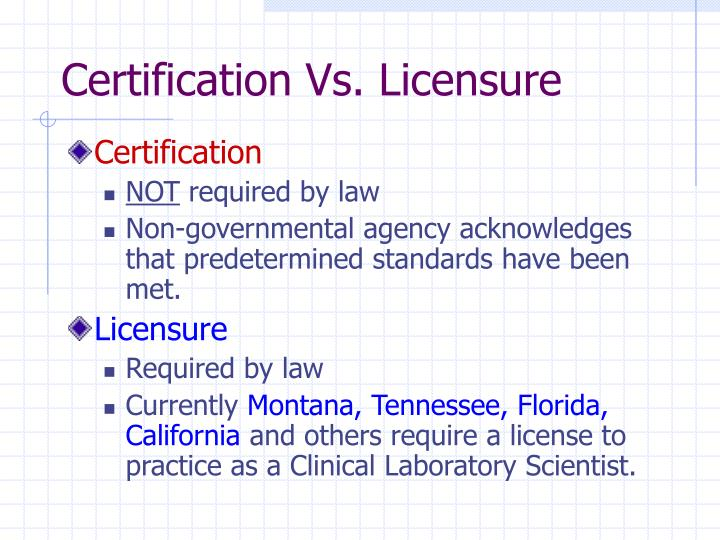 PPT - CLS 1113 Introduction to Clinical Laboratory Sciences ...