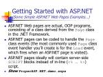 getting started with asp net some simple asp net web pages examples1