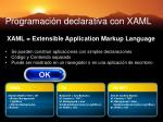 programaci n declarativa con xaml