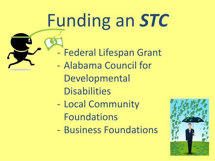 Funding an
